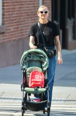 DIANE KRUGER Out in New York 09/21/2021