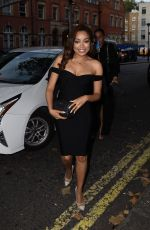DIONNE BROMFIELD at Icon Party with Grace Jones in London 09/17/2021