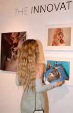 DOVE CAMERON at Untitled Innovate Issue and Exhibition in New York 09/12/2021