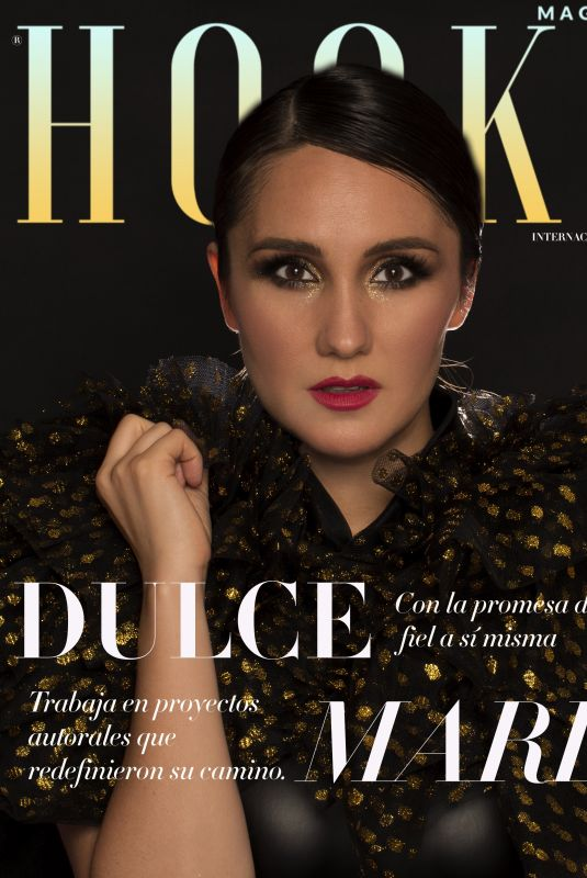 DULCE MARIA for Hooks Magazine, August 2021