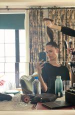 EEIZA GONZALEZ - Vogue Photo Diary for New York Fashion Week, September 2021