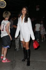 EIZA GONZALEZ Out for Dinner in New York 09/11/2021
