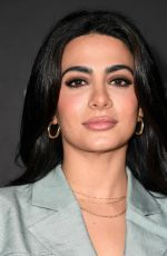 EMERAUDE TOUBIA at The Pink Floyd Exhibition: Their Mortal Remains in Los Angeles 09/02/2021