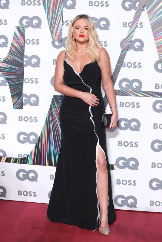EMILY ATACK at 2021 GQ Men of the Year Awards 2021 in London 09/01/2021