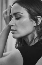 EMILY BLUNT for The Sunday Times Style, 2021