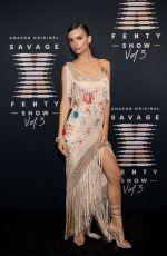 EMILY RATAJKOWSKI at Savage x Fenty Show, Vol. 3 in Los Angeles 09/22/2021