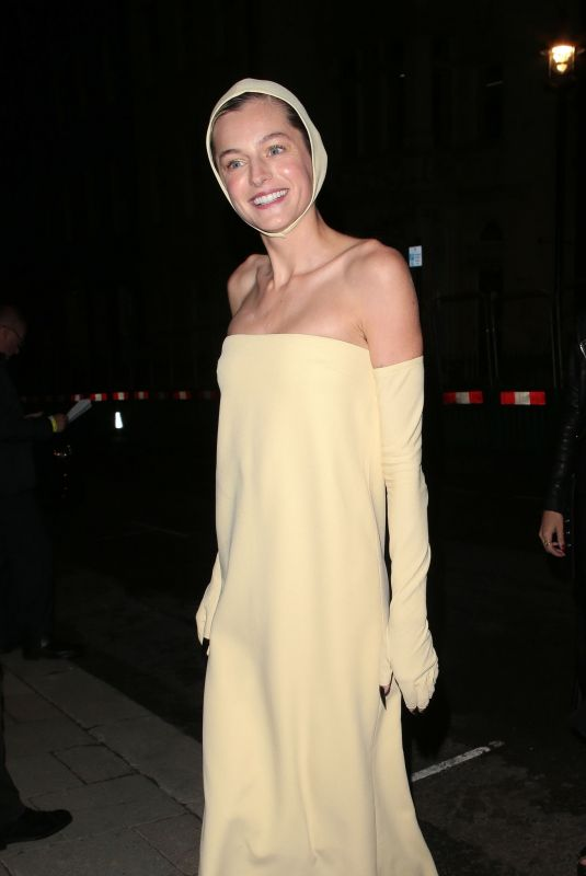 EMMA CORRIN at The Crown 73rd Primetime Emmys Celebration in Los Angeles 09/19/2021
