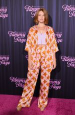 ERIN RICHARDS at The Eyes Of Tammy Faye Premiere in New York 09/14/2021