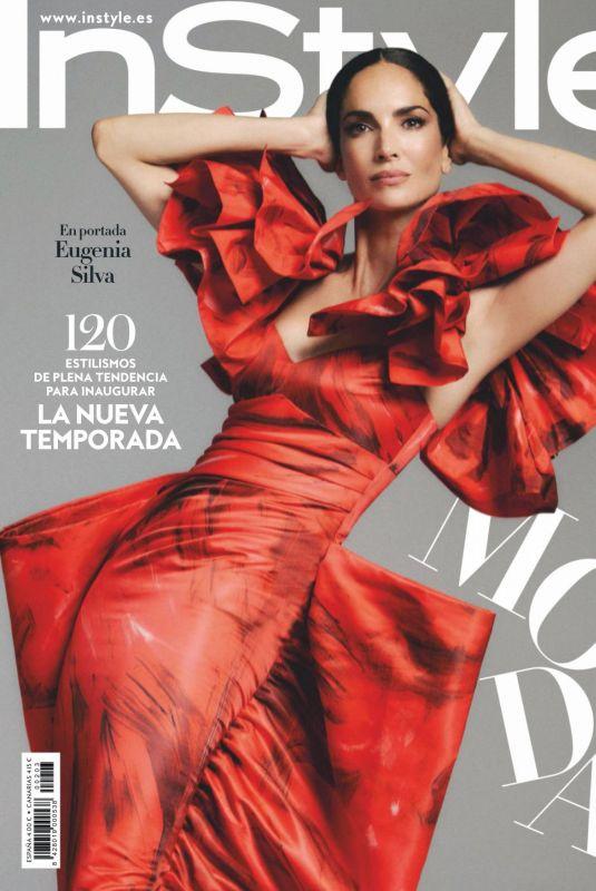 EUGEN SILVA in Instyle Magazine, Spain September 2021