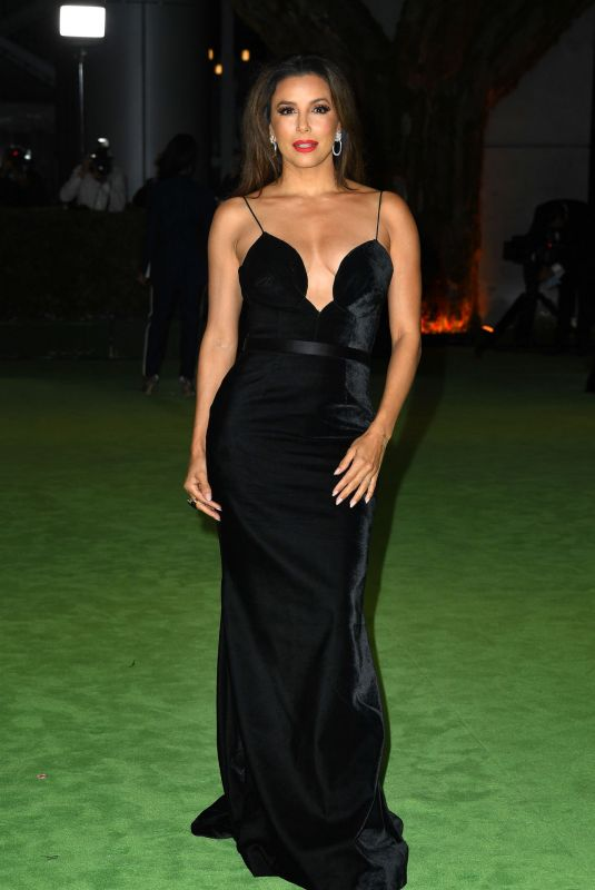 EVA LONGORIA at Academy Museum of Motion Pictures Opening Gala in Los Angeles 09/25/2021