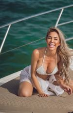 FARRAH ABRAHAM in Bikini on Vacation in Mexico, August 2021