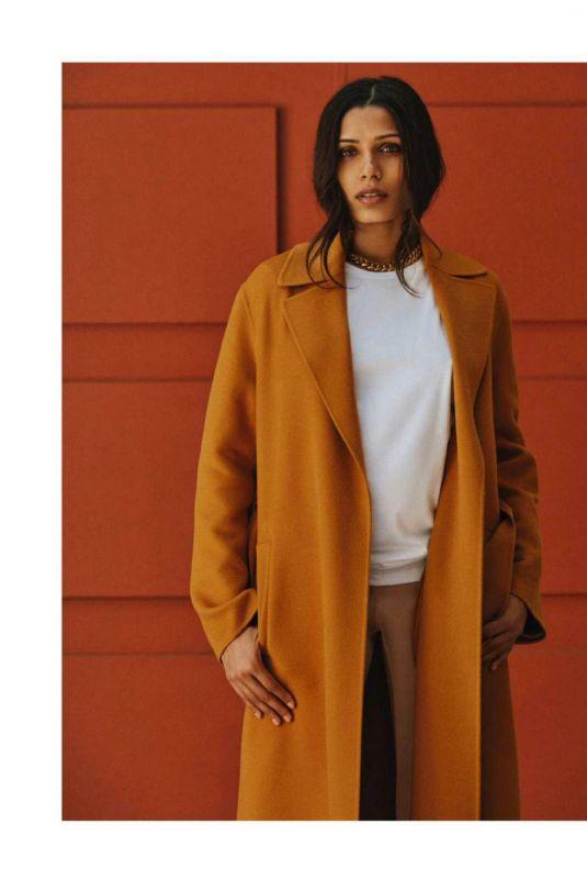FREIDA PINTO in Elle Magazine, Spain September 2021