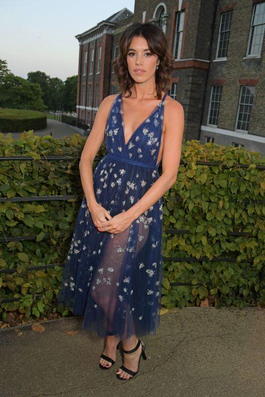 GALA GORDON at British Takeaway Awards at Old Billingsgate in London 09/06/2021