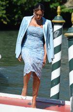 GEORGINA RODRIGUEZ Arrives at 78th Venice Film Festival 09/01/2021