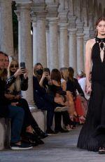 GIGI HADID at Alberta Ferretti SS22 Runway Show at Milan Fashion Week 09/22/2021