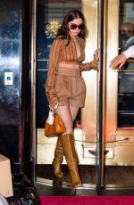 HAILEE STEINFELD Leaves Her Hotel in New York 09/14/2021