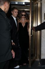 HAILEY and Justin BIEBER Heading to 2021 Met Gala in New York 09/13/2021