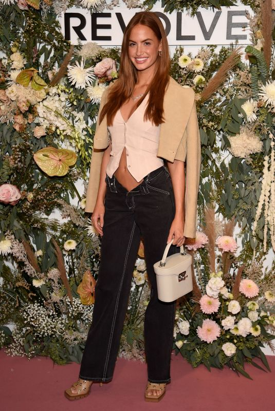 HALEY KALIL at Revolve Gallery NYFW Presentation and Pop-up 09/09/2021