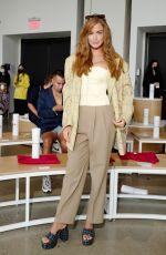 HALEY KALIL at Threeasfour Show at New York Fashion Week 09/08/2021