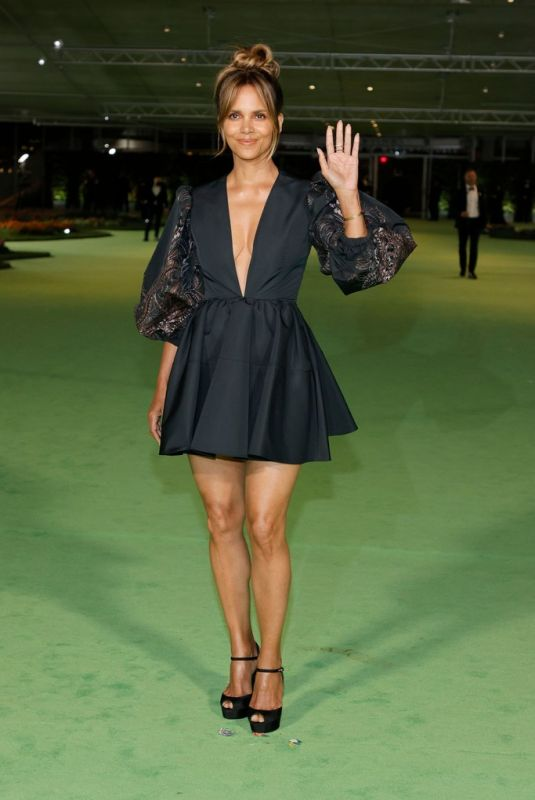 HALLE BERRY at Academy Museum of Motion Pictures Opening Gala in Los Angeles 09/25/2021