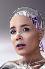 HALSEY for About-face Beauty