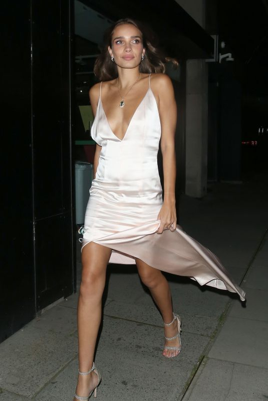 HANA CROSS at GQ Awards Afterparty in London 09/01/2021
