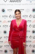 IMOGEN THOMAS at London Lifestyle Awards in Marylebone 09/13/2021