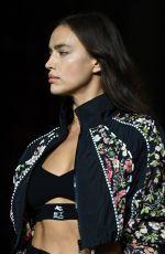 IRINA SHAY at Etro Runway Show at Milan Fashion Week 09/23/2021