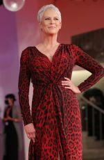 JAMIE LEE CURTIS at Halloween Kills Premiere at 78th Venice International Film Festival 09/08/2021