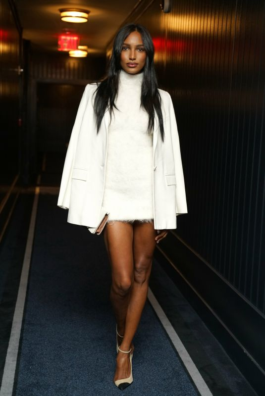 JASMINE TOOKES at CR NYFW Party in New York 09/10/2021