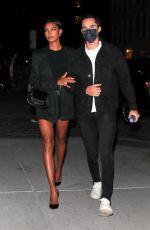 JASMINE TTOKES Arrives at Paris Hilton Engagement Party in New York 09/11/2021