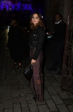 JENNA LOUISE COLEMAN Night Out in London 09/14/2021