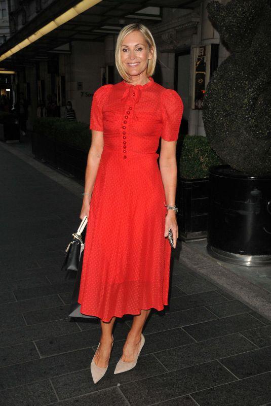 JENNI FALCONER at Pretty Woman Press Night at Savoy Theatre in London 09/02/2021