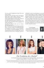 JENNIFER ANISTON in Madame Magazine, October 2021
