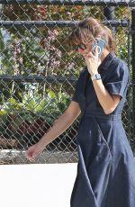 JENNIFER GARNER at Standard Design Group Nursey in Pacific Palisades 09/14/2021