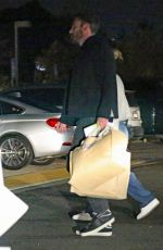 JENNIFER LOPEZ and Ben Affleck Arrives Out in Los Angeles 09/17/2021
