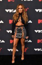 JENNIFER LOPEZ at 2021 MTV Video Music Awards in Brooklyn 09/12/2021
