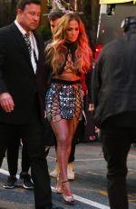 JENNIFER LOPEZ Heading to MTV VMA