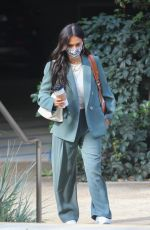 JESSICA ALBA at Her The Honest Company Offices in Playa Vista 09/14/2021