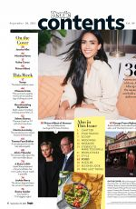 JESSICA ALBA in People Magazine, September 2021