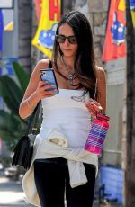 JORDANA BREWSTER Out Shopping for Sunglasses in West Hollywood 09/17/2021