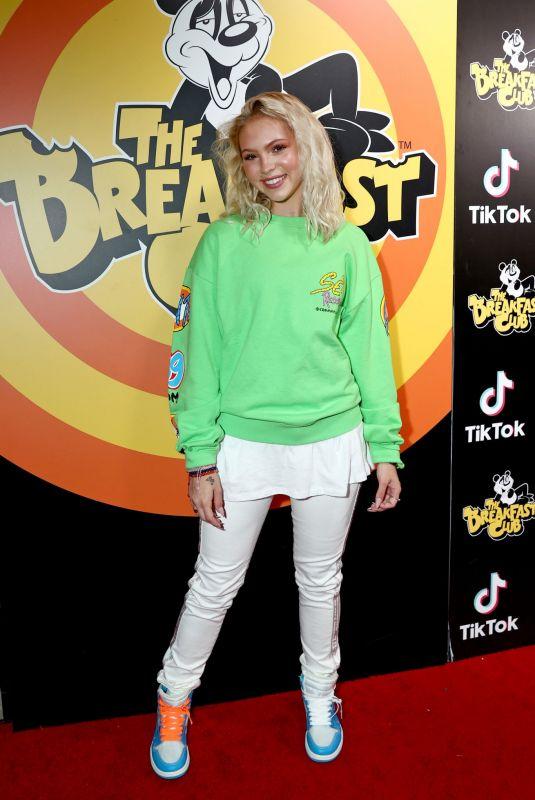 JORDYN JONES at The Breakfast Club Grand Opening in Hollywood 09/21/2021