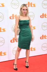 JORGIE PORTER at 2021 Tric Awards in London 09/15/2021