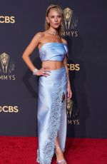 JUNO TEMPLE at 73rd Primetime Emmy Awards in Los Angeles 09/19/2021