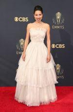 JURNEE SMOLLETT at 73rd Primetime Emmy Awards in Los Angeles 09/19/2021