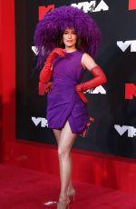 KACEY MUSGRAVES at 2021 MTV Video Music Awards in Brooklyn 09/12/2021