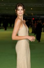 KAIA GERBER at Academy Museum of Motion Pictures Opening Gala in Los Angeles 09/25/2021