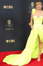 KALEY CUOCO at 73rd Primetime Emmy Awards in Los Angeles 09/19/2021