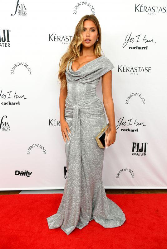 KARA DEL TORO at Daily Front Row 8th Annual Fashion Media Awards in New York 09/09/2021