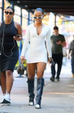 KARRUECHE TRAN Out for Lunch at Cipriani in New York 09/07/2021